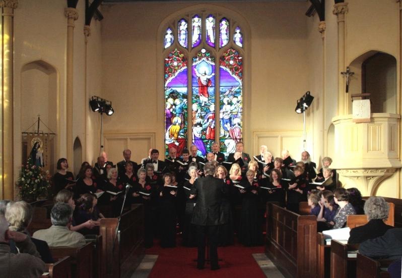 Bath Bach Choir May 2012