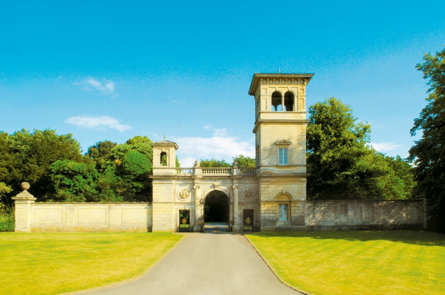 Bowood Golden Gates