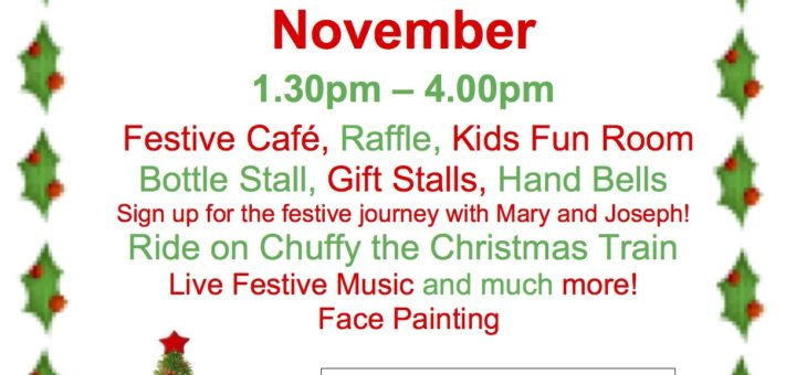 Derry Hill Christmas Fayre