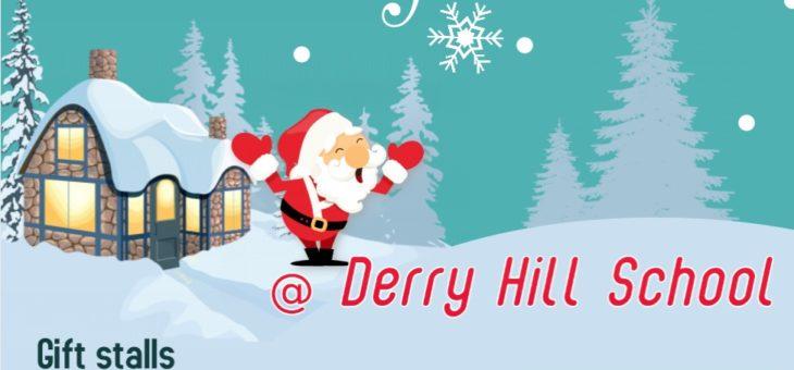 Derry Hill School Christmas Fayre